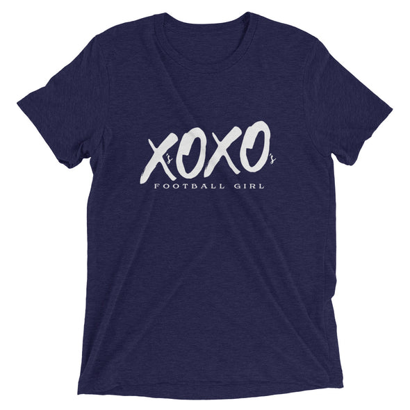 X&O's Women's Football Tee