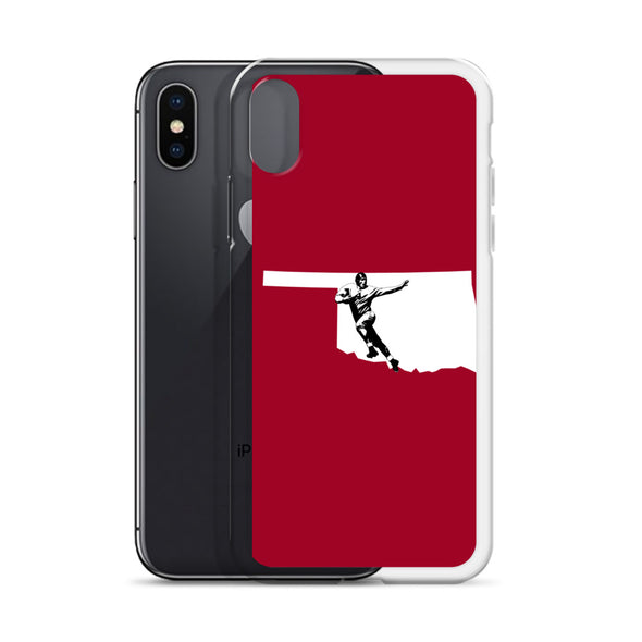 Oklahoma Football iPhone Case