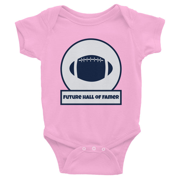 Future Hall of Famer Onesie