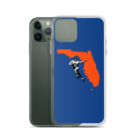 Florida Football iPhone Case