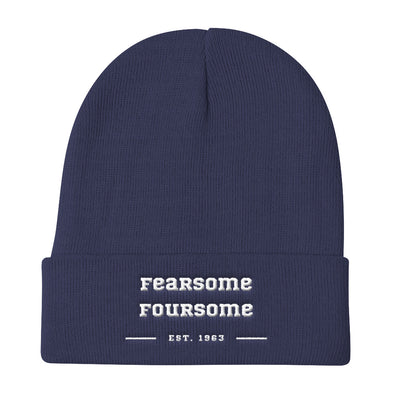 Fearsome Foursome Los Angeles Football Beanie