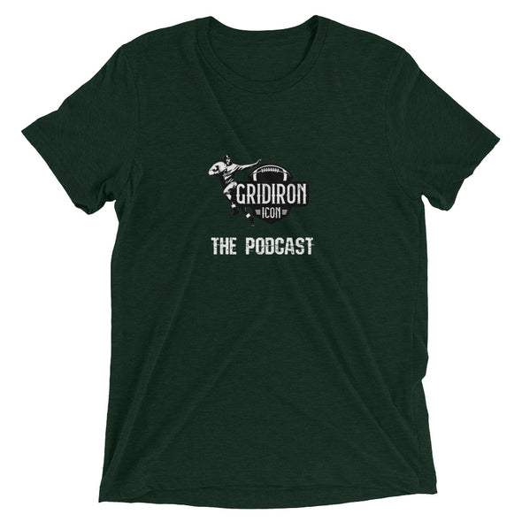 Gridiron Icon The Podcast Tee