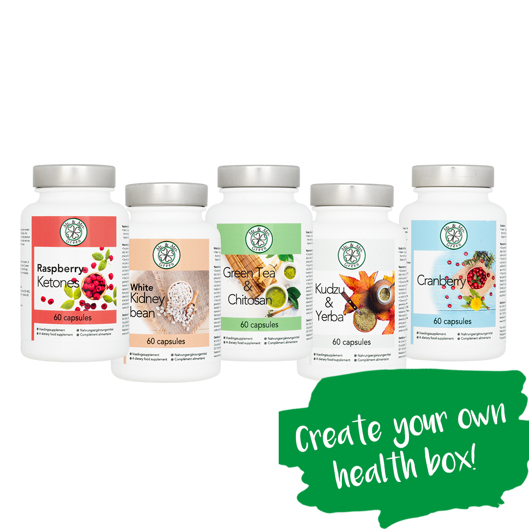 Create your own health box!