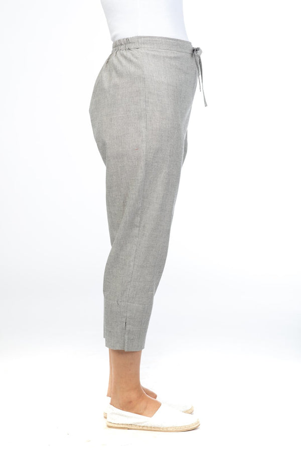 Grey Kismis Capri Trousers