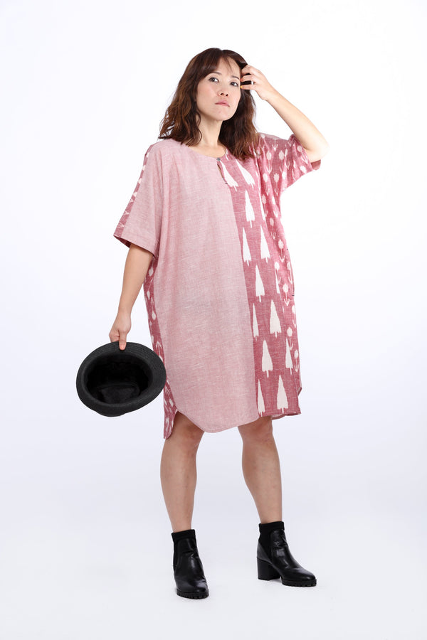 Lost In Bloom Antifit Dress