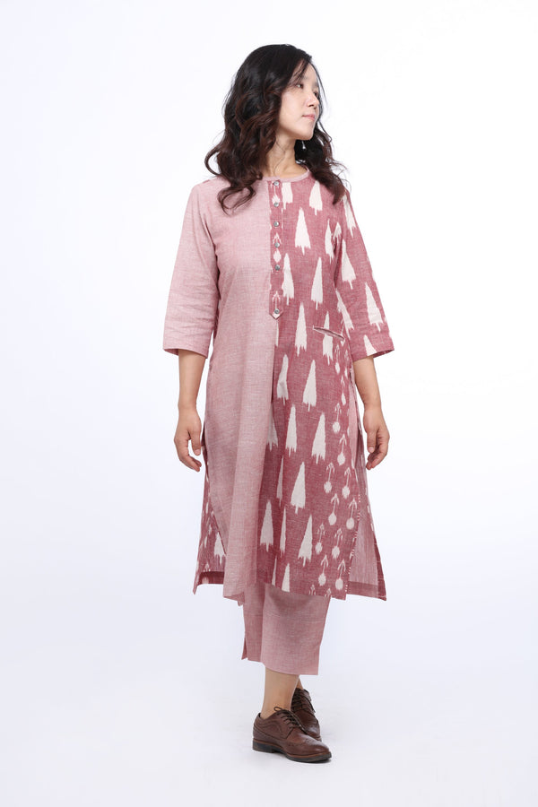 Lost in Bloom Straight Kurta