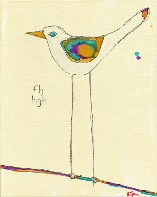 Fly High *sold