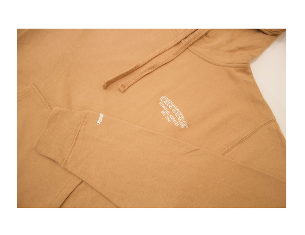 CUTTY TYPE HOODIE