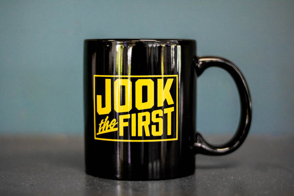 Jook the First Logo Mug