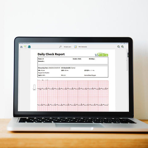 Checkme ™ Doctor Vital Signs Monitor