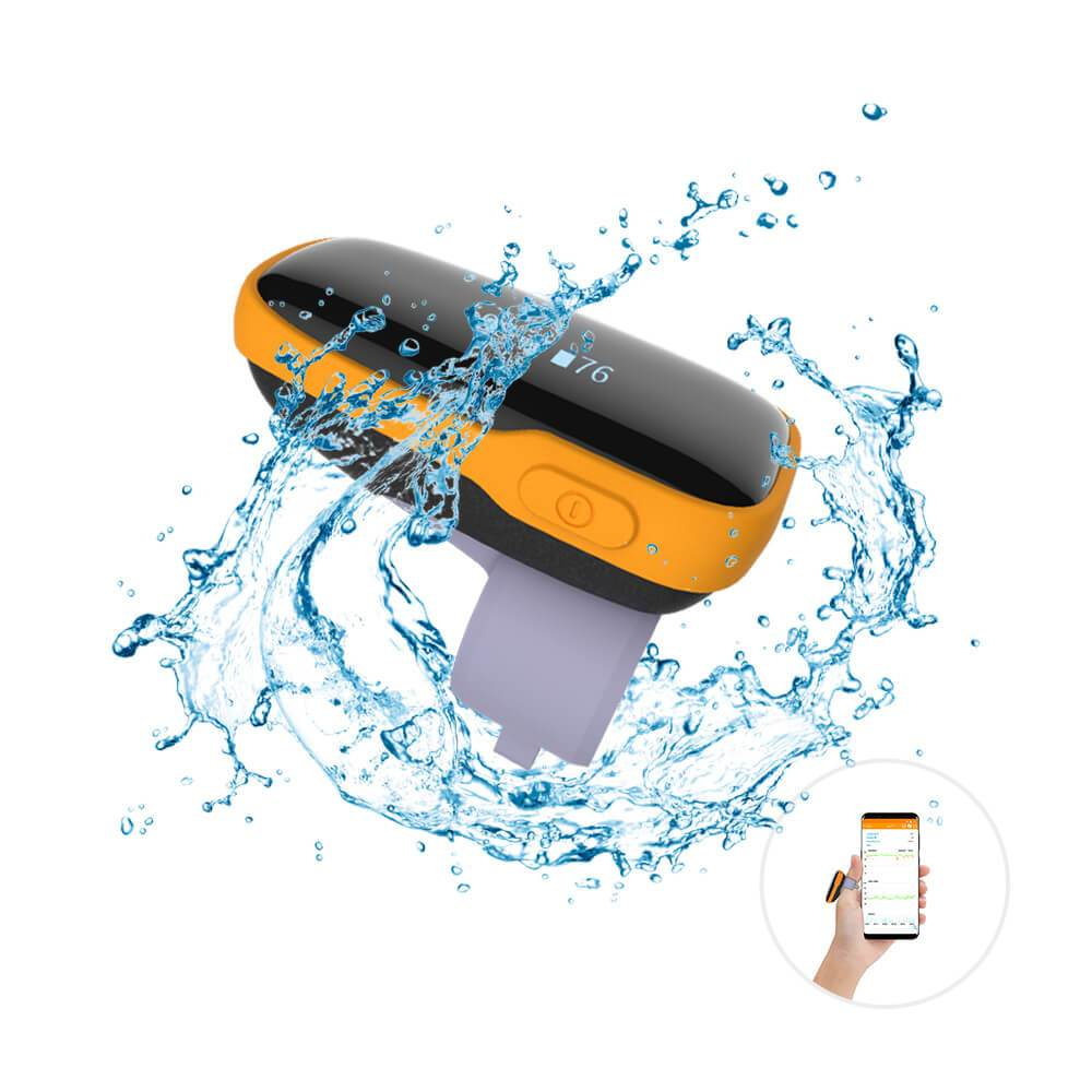 WearO2 Wearable Pulse Oximeter