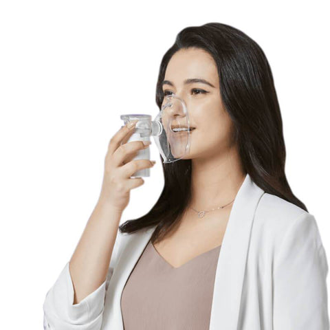 Wellue® Portable Mesh Nebulizer