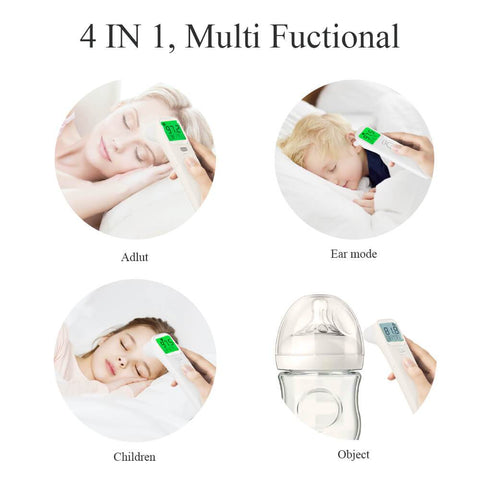Forehead & Ear Infrared Thermometer