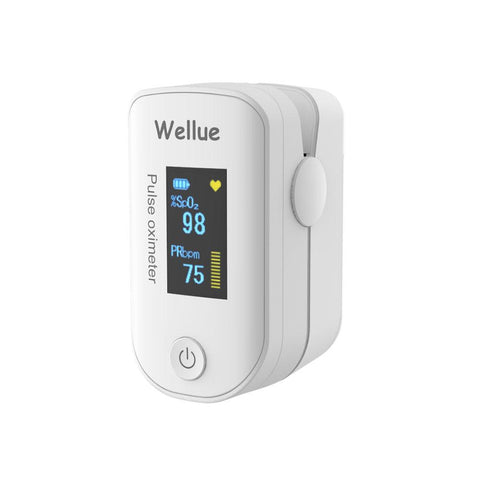 FS20F Bluetooth Finger Oximeter