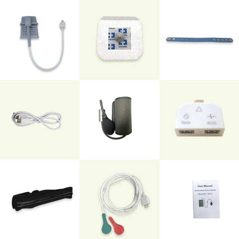 Checkme™ Pro Doctor Accessory Kit for Home Edition