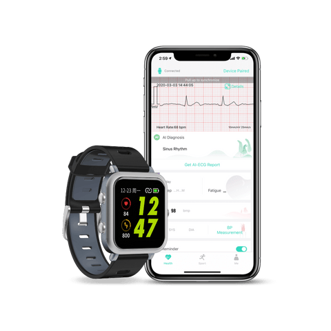 LEPU Smart ECG Watch