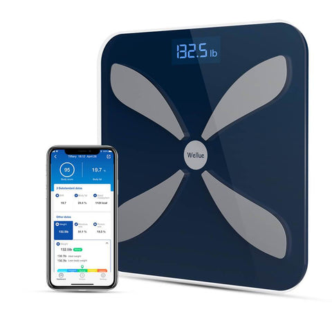 Smart Weight and Body Fat Scale