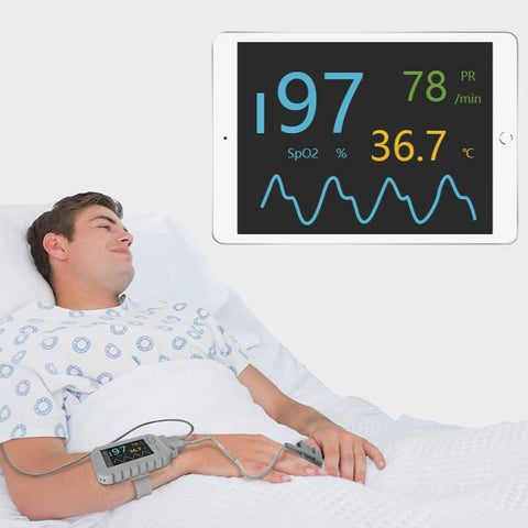 Checkme ™ Pod Wireless Oximeter