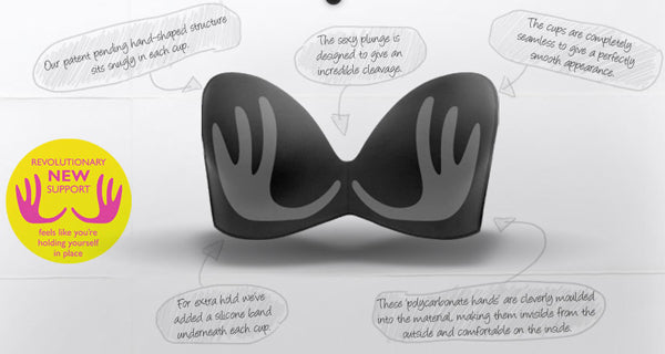 Review Wonderbra Ultimate Strapless Lace Bra
