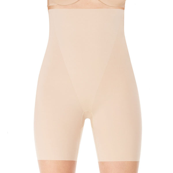 Spanx High Waist Mid Thigh, Nude
