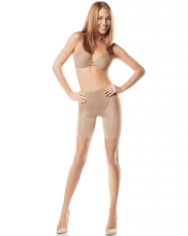 Spanx Super Power Panties, Nude