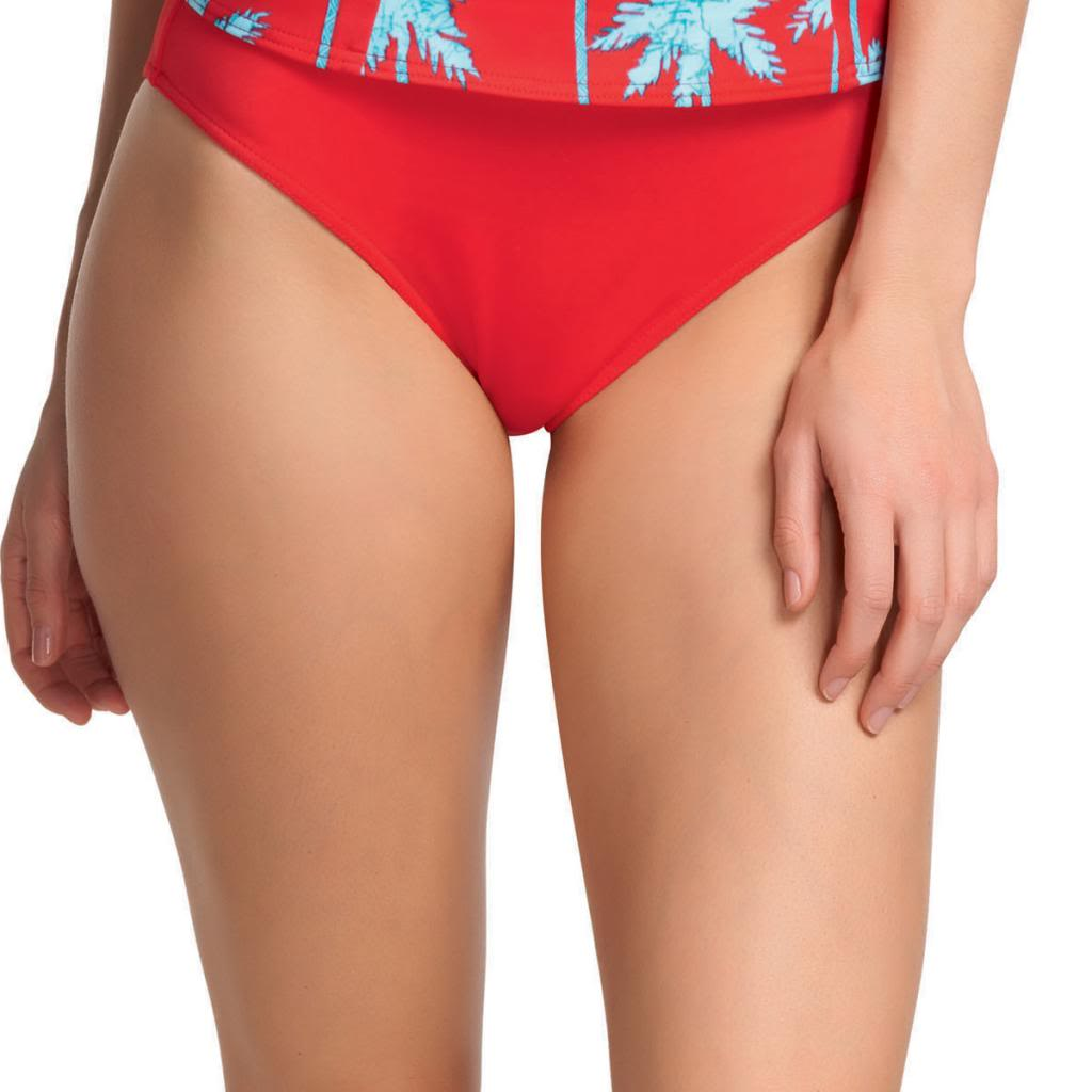 Freya South Pacific Classic Brief Plain, Red