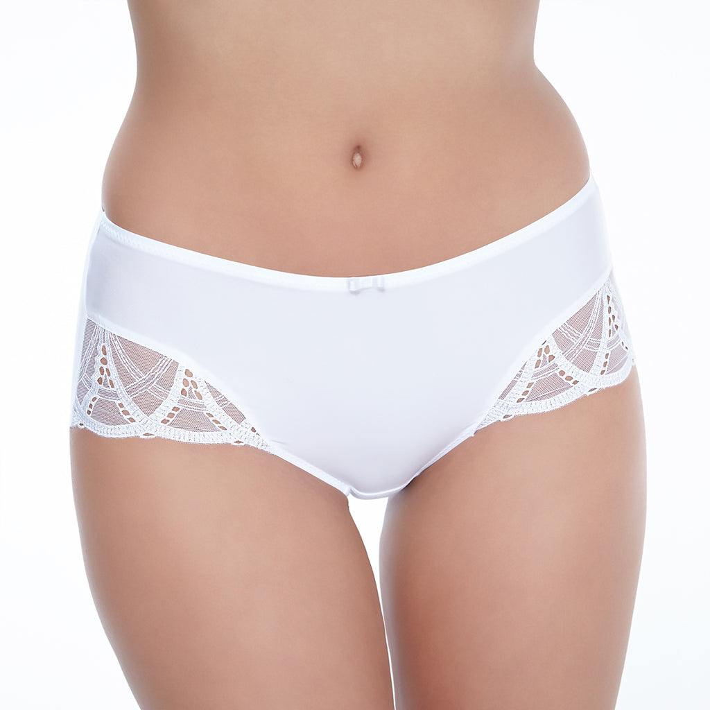 Fantasie Alex Short, White