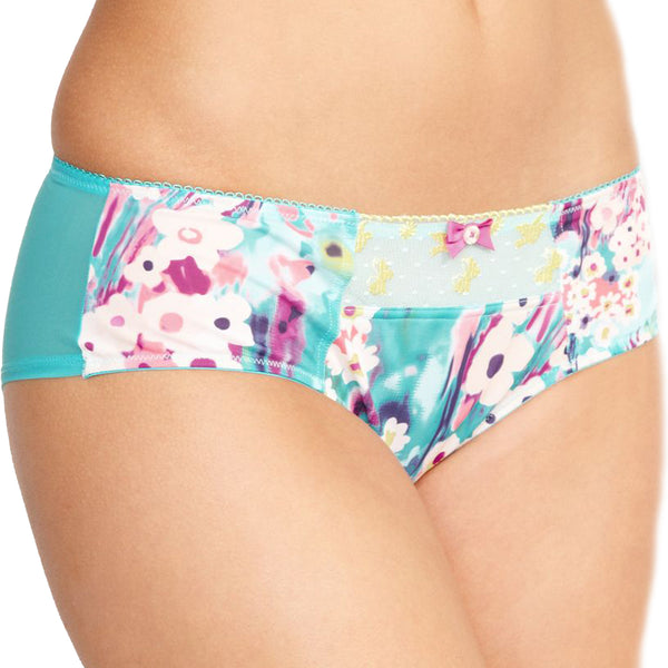 Cleo By Panache Bella Underwear Brief, Aqua