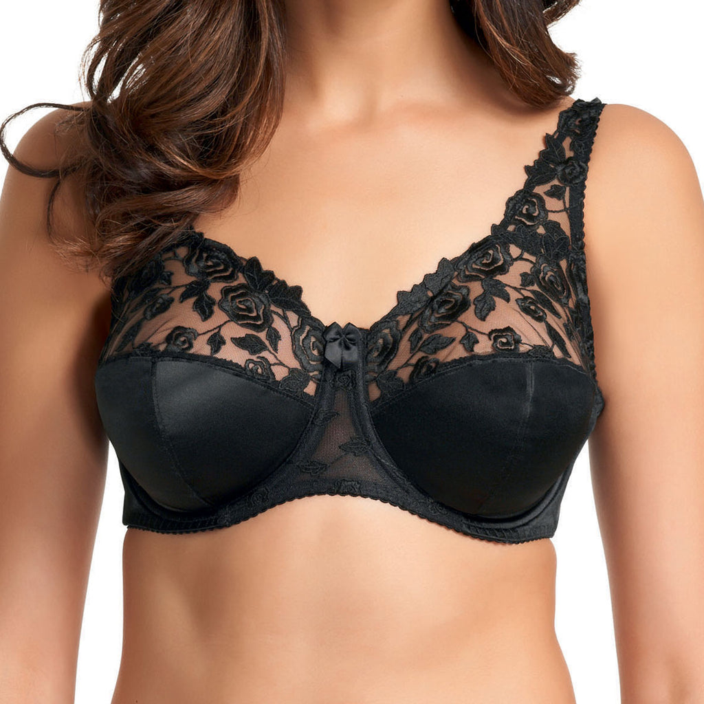 Fantasie Belle Underwire Full Cup Bra, Black
