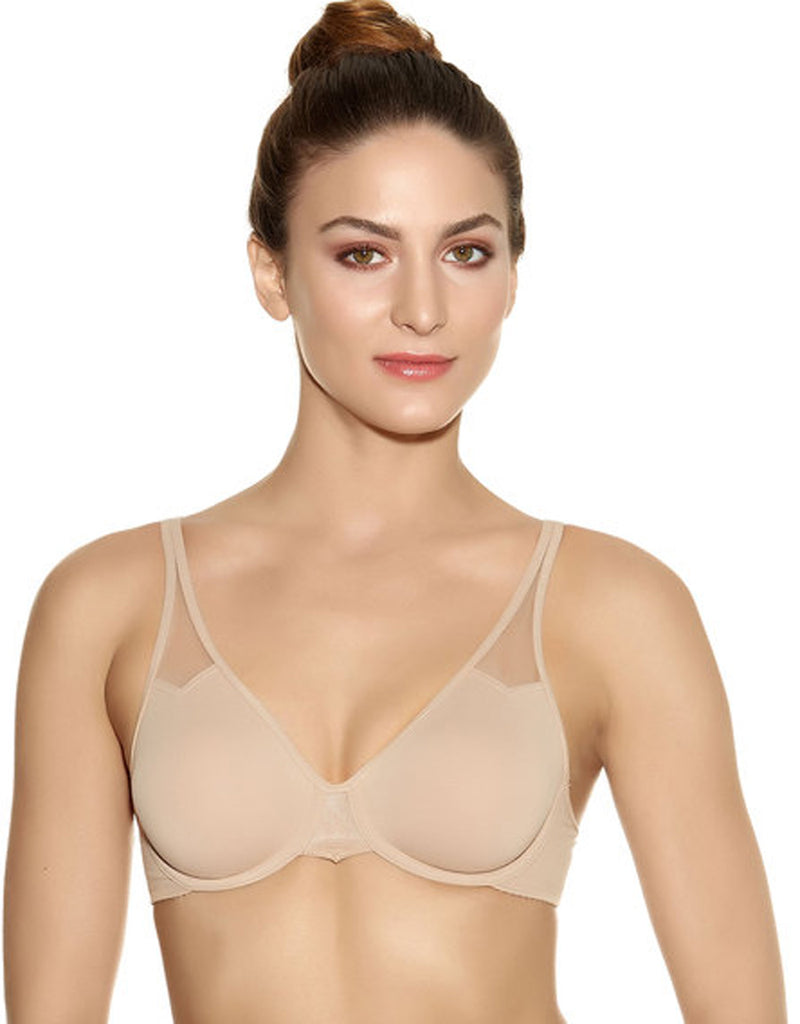 Wacoal Body Seamless Underwire Bra, Toast