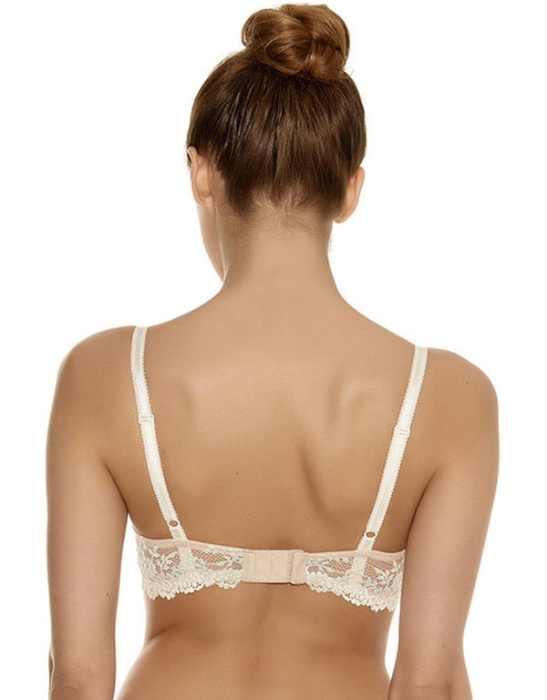 Wacoal Embrace Lace Underwire Bra, Naturally Nude