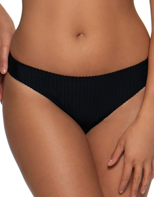 Curvy Kate Luxe Thong, Black