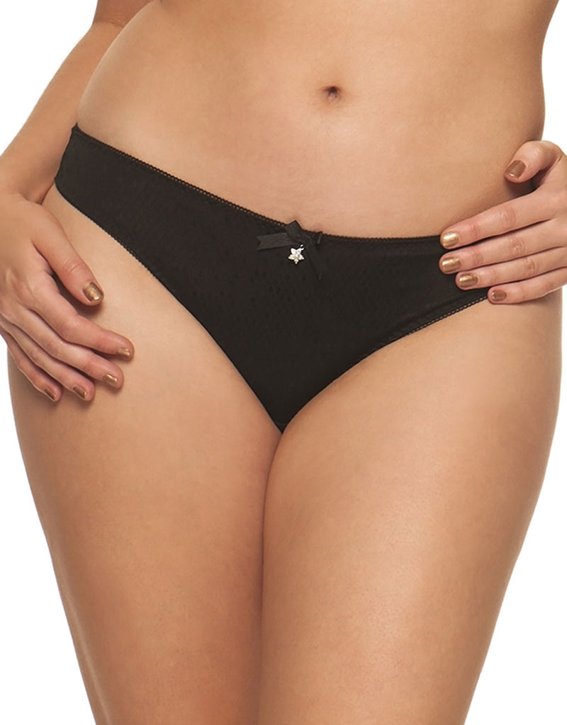 Curvy Kate Starlet Thong, Black