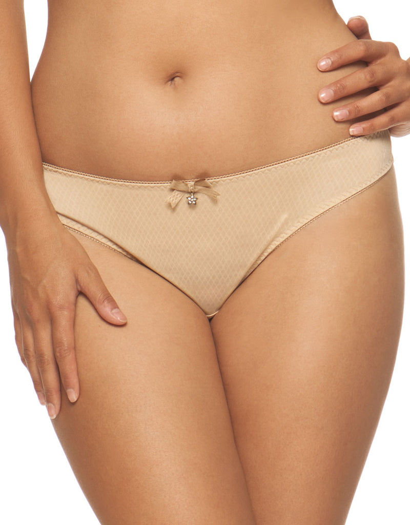 Curvy Kate Starlet Thong, Gold