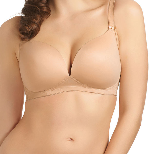 Freya Deco Soft Cup Bra Wireless Bra, Nude