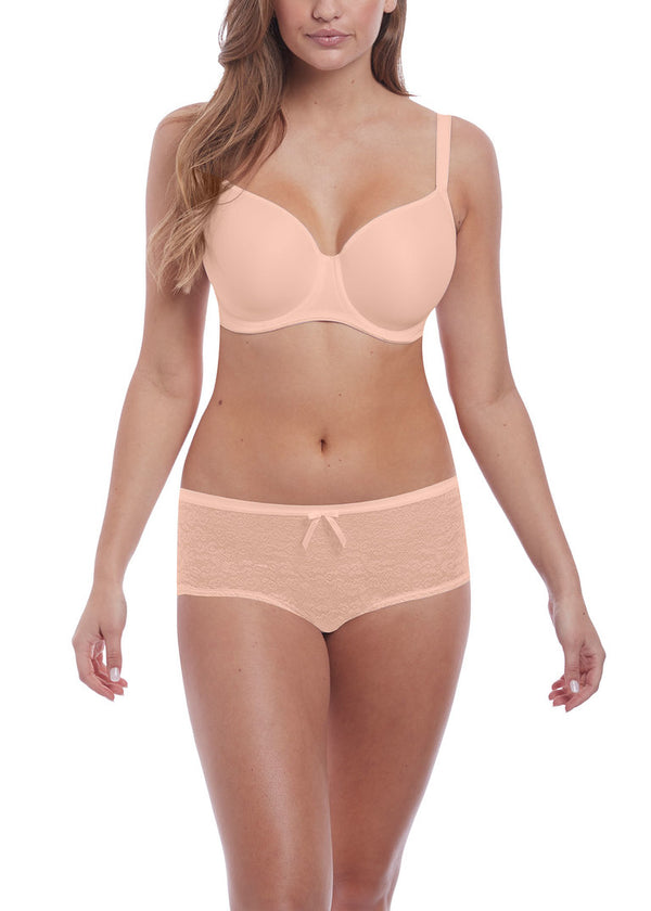 Freya Fancies Underwire Moulded Balcony Bra Natural Beige