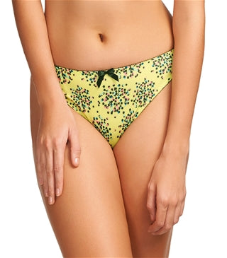 Freya Ignite Thong, Yellow