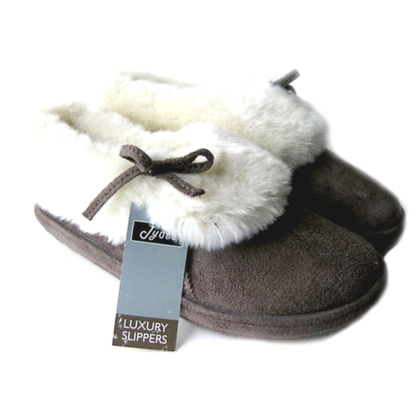 Ladies Slippers Kalinda, Brown