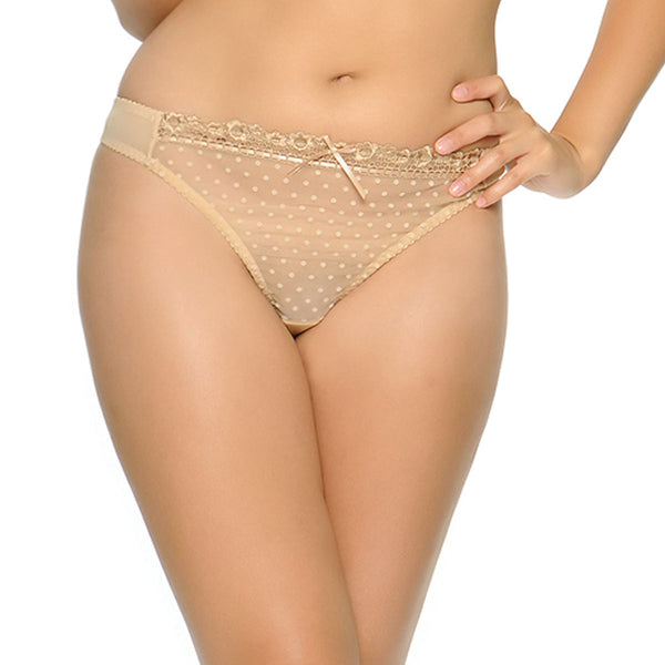 Curvy Kate Princess Thong, Nude