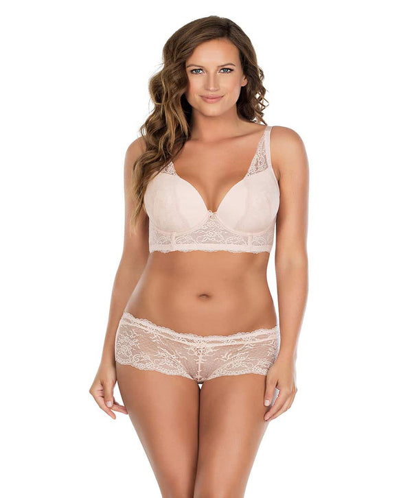 Parfait by Affinitas Sandrine Hipster Briefs, Cameo Rose