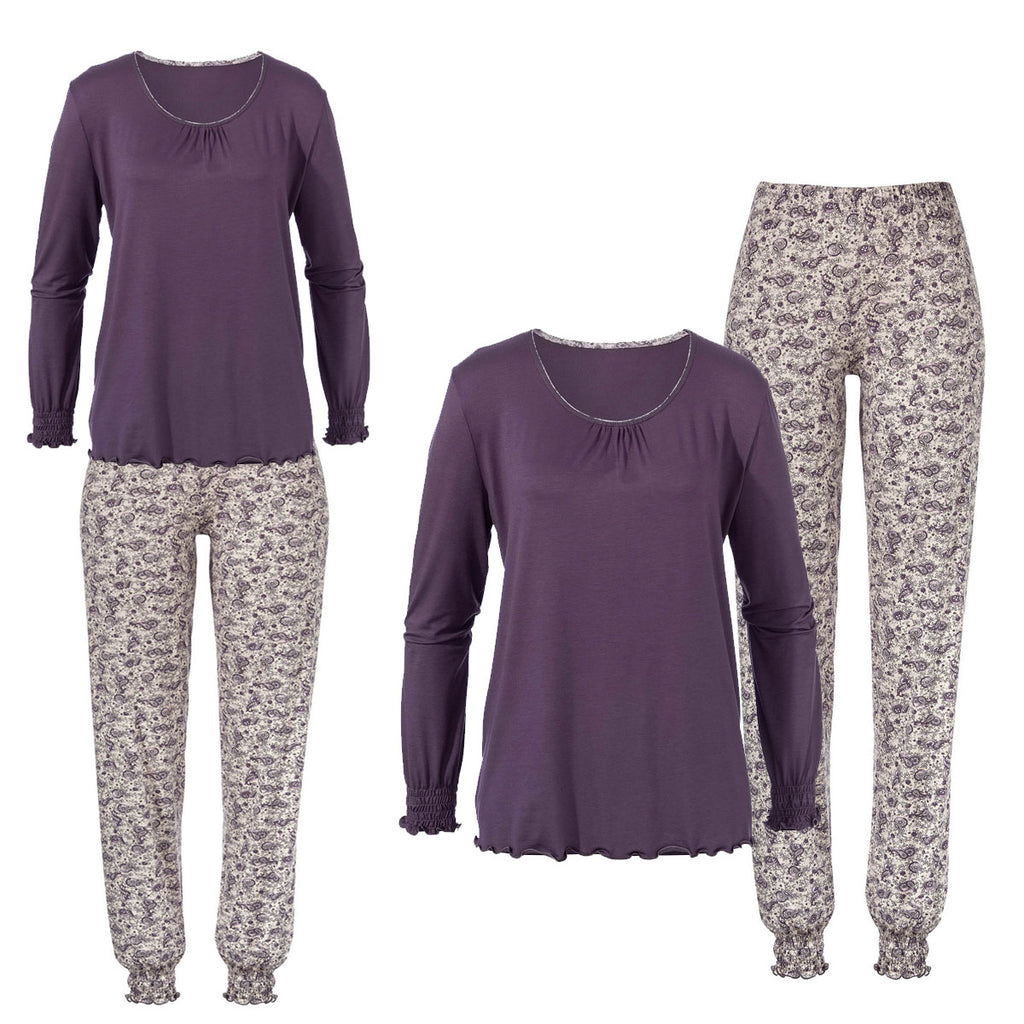 Mey Alina Lounge Night Wear, Lilas