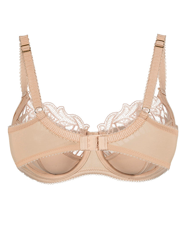Charnos Sienna Underwire Full Cup Bra, Brulee
