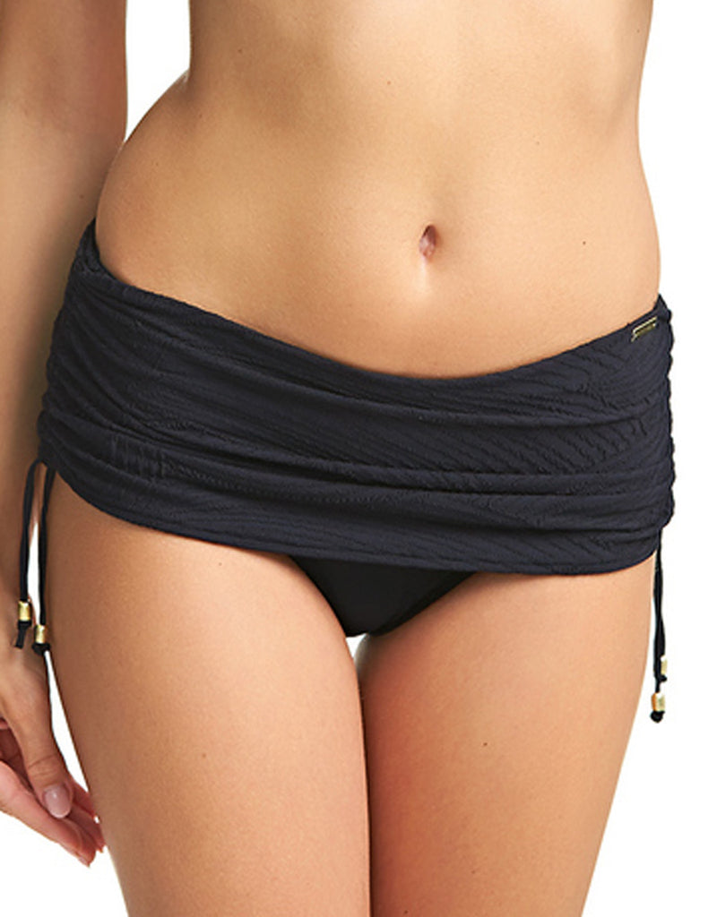 Fantasie Ottawa Adjustable Skirted Brief, Black