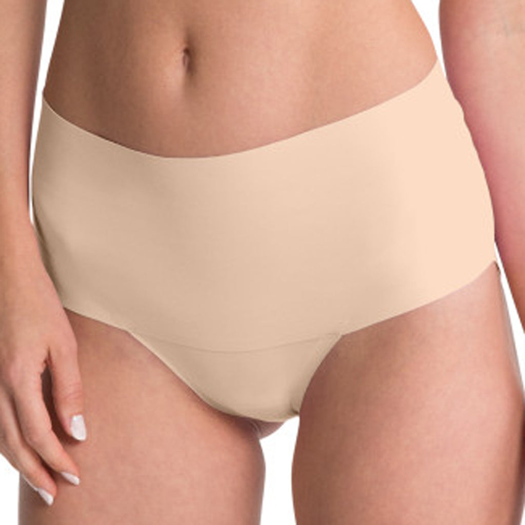 Spanx Undie-Tectable Brief, Soft Nude