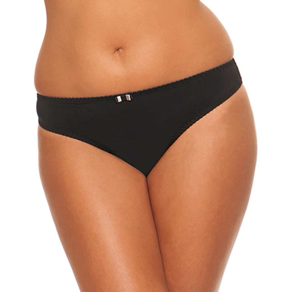 Curvy Kate Daily Boost Thong, Black