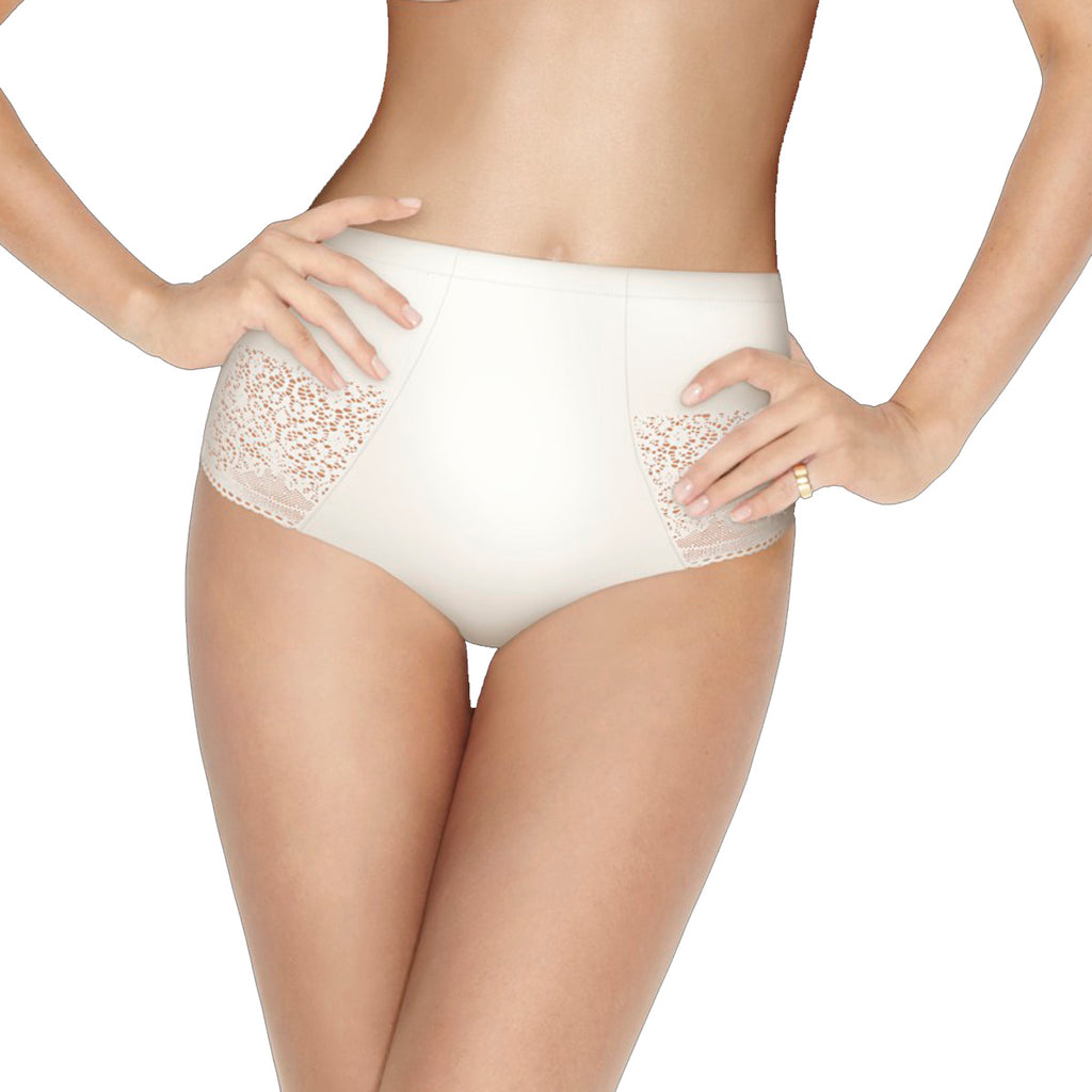 Wonderbra High Waist Tanga Ivory