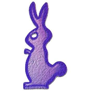 Bunny Cutout for Centerpieces