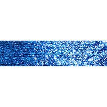 Blue Cracked Ice Ribbon