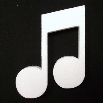 Double Music Note (EPS Foam)