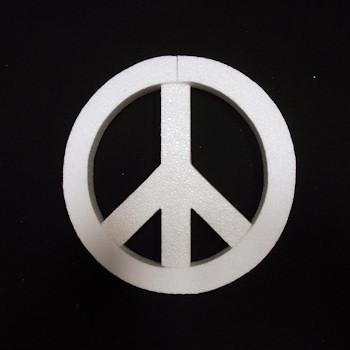 Peace Sign (EPS Foam)